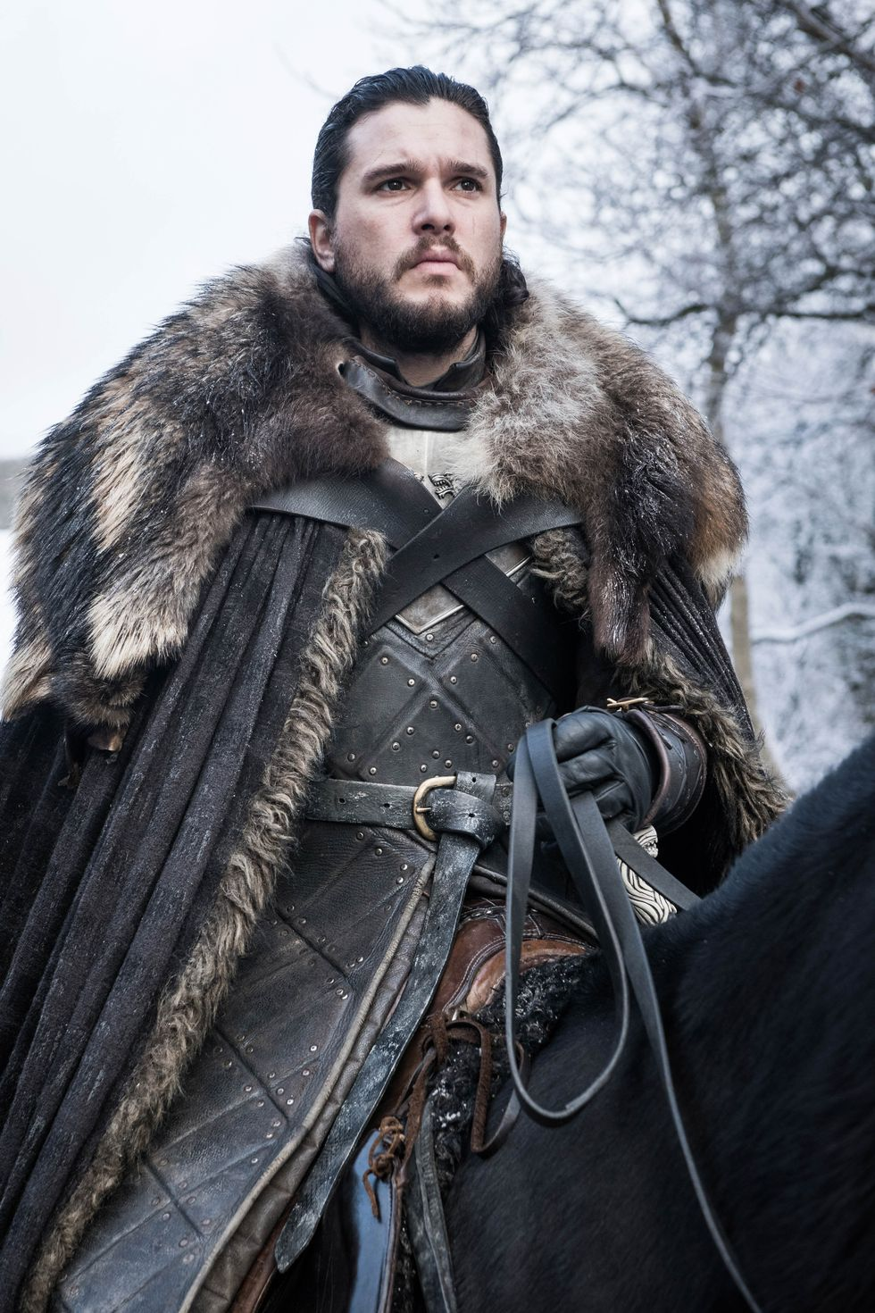 10 of the Best <i>Game of Thrones</i> Theories About Jon Snow
