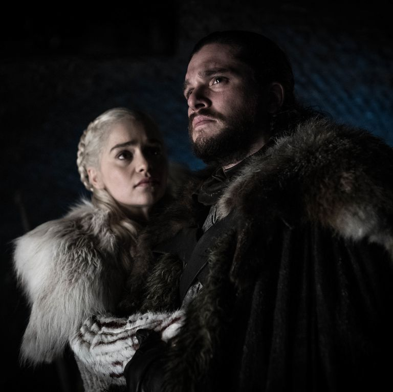 Kit Harington on How 'Destroyed' Jon Snow Felt in His and Daenerys' Final 'Game of Thrones' Moment