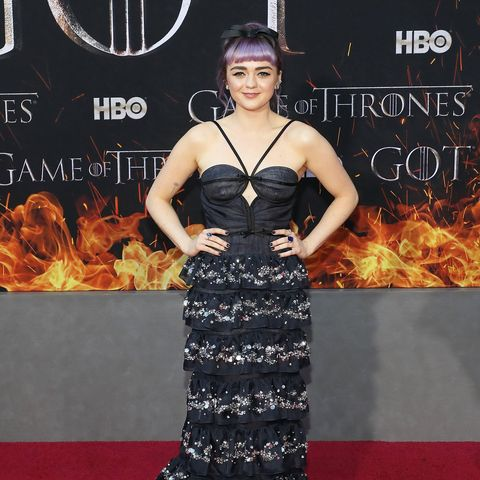 Game of Thrones' Maisie Williams announces next TV project