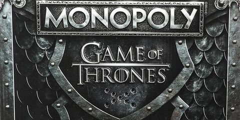 'Game Of Thrones' Monopoly Will Have You Battling It Out To Sit On The Iron Throne