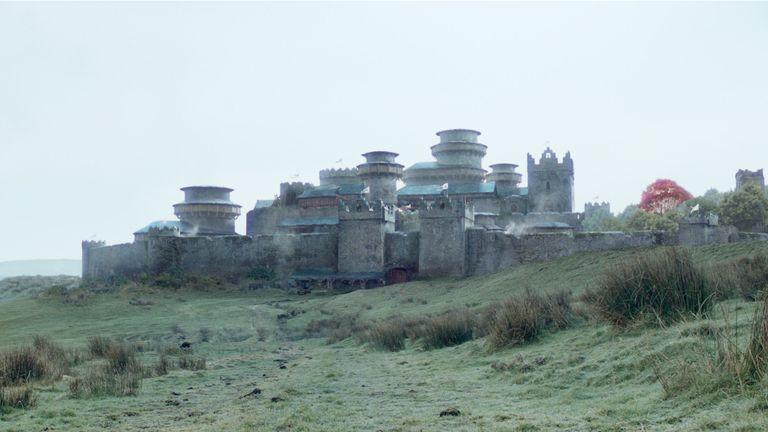 Las localizaciones de  Juego de tronos  en Irlanda del Norte serán un  parque temático 76e18c5b69e