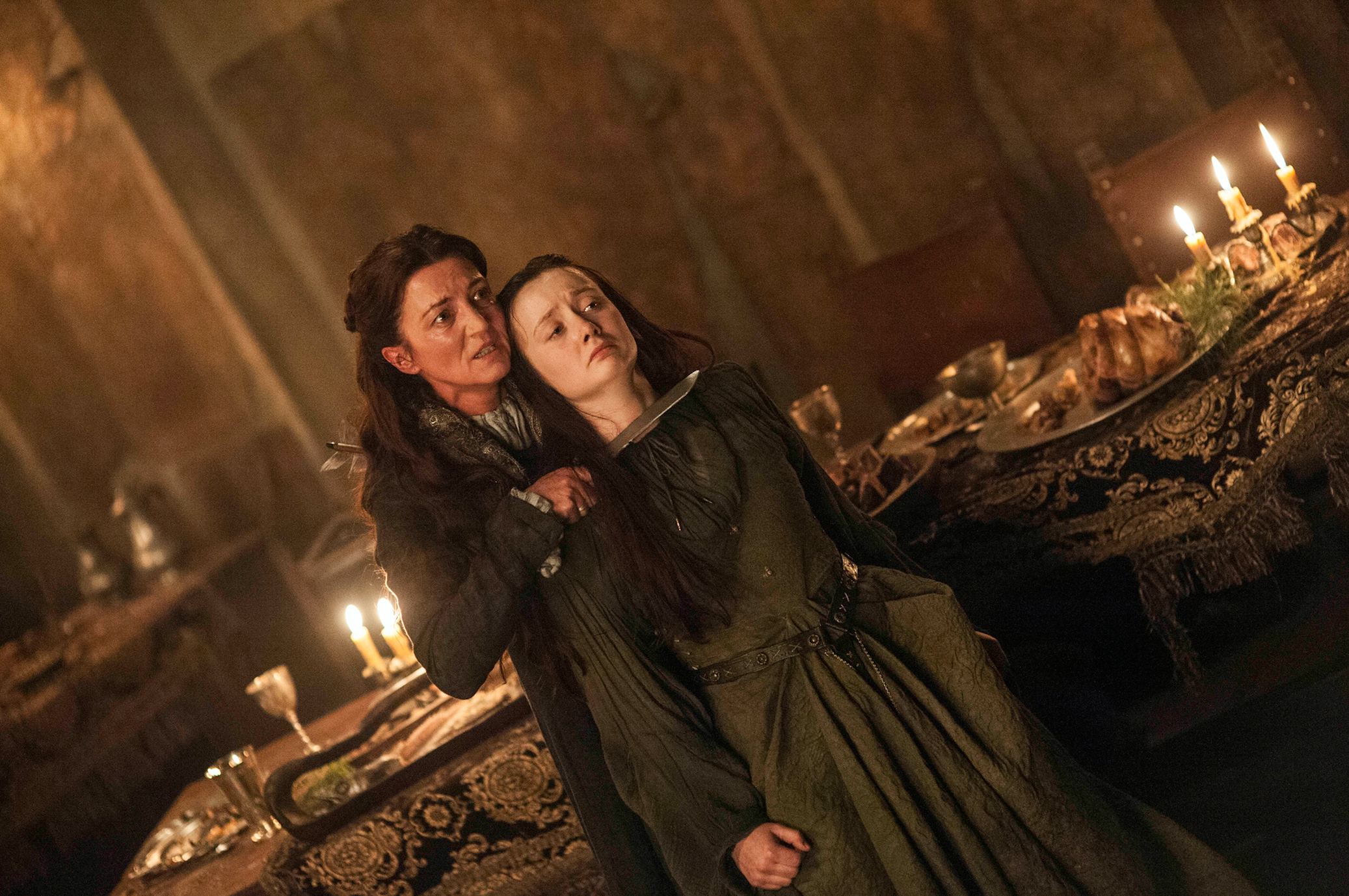 Red Wedding Got.How Game Of Thrones Cast Members Found Out They D Be Killed Off In