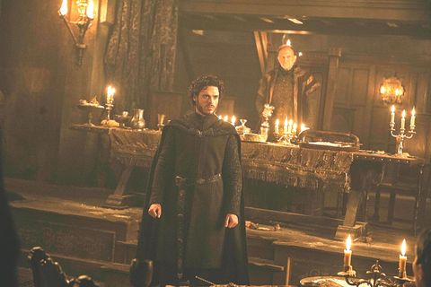 The Red Wedding Season.How Game Of Thrones Cast Members Found Out They D Be Killed Off In