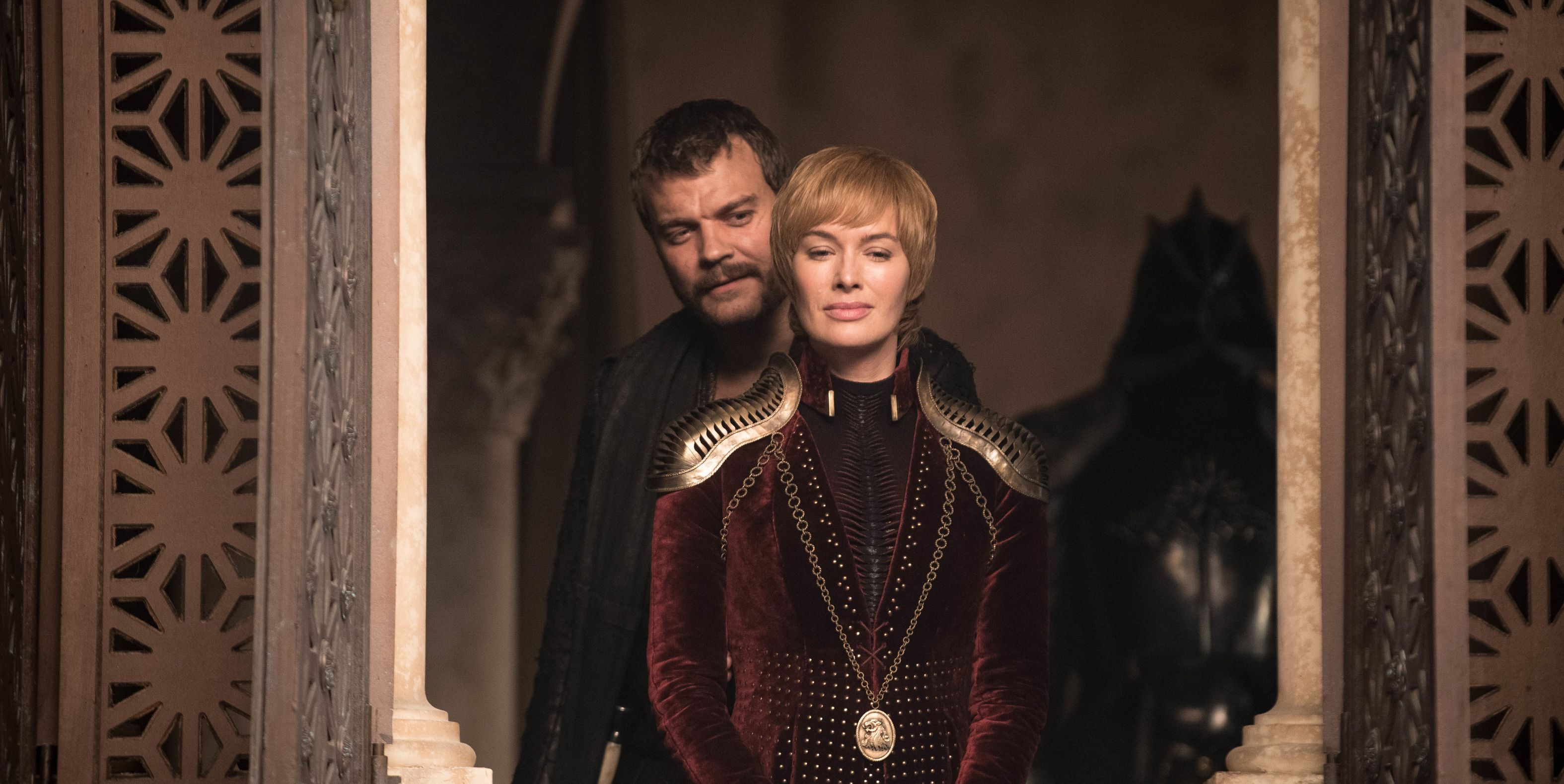 Game of Thrones, Season 8, Episode 4, Cersei Lannister, Euron Greyjoy