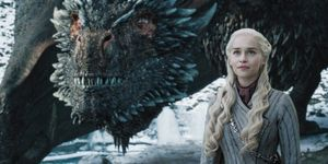 Game of Thrones, Season 8, Episode 4, Drogon, Daenerys