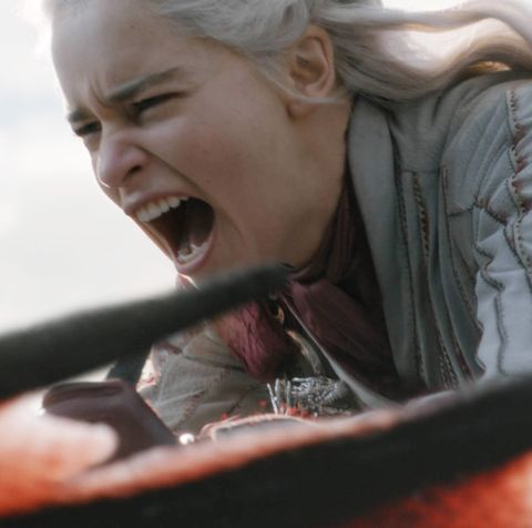 Did Drogon actually eat Daenerys after the Game of Thrones season finale?