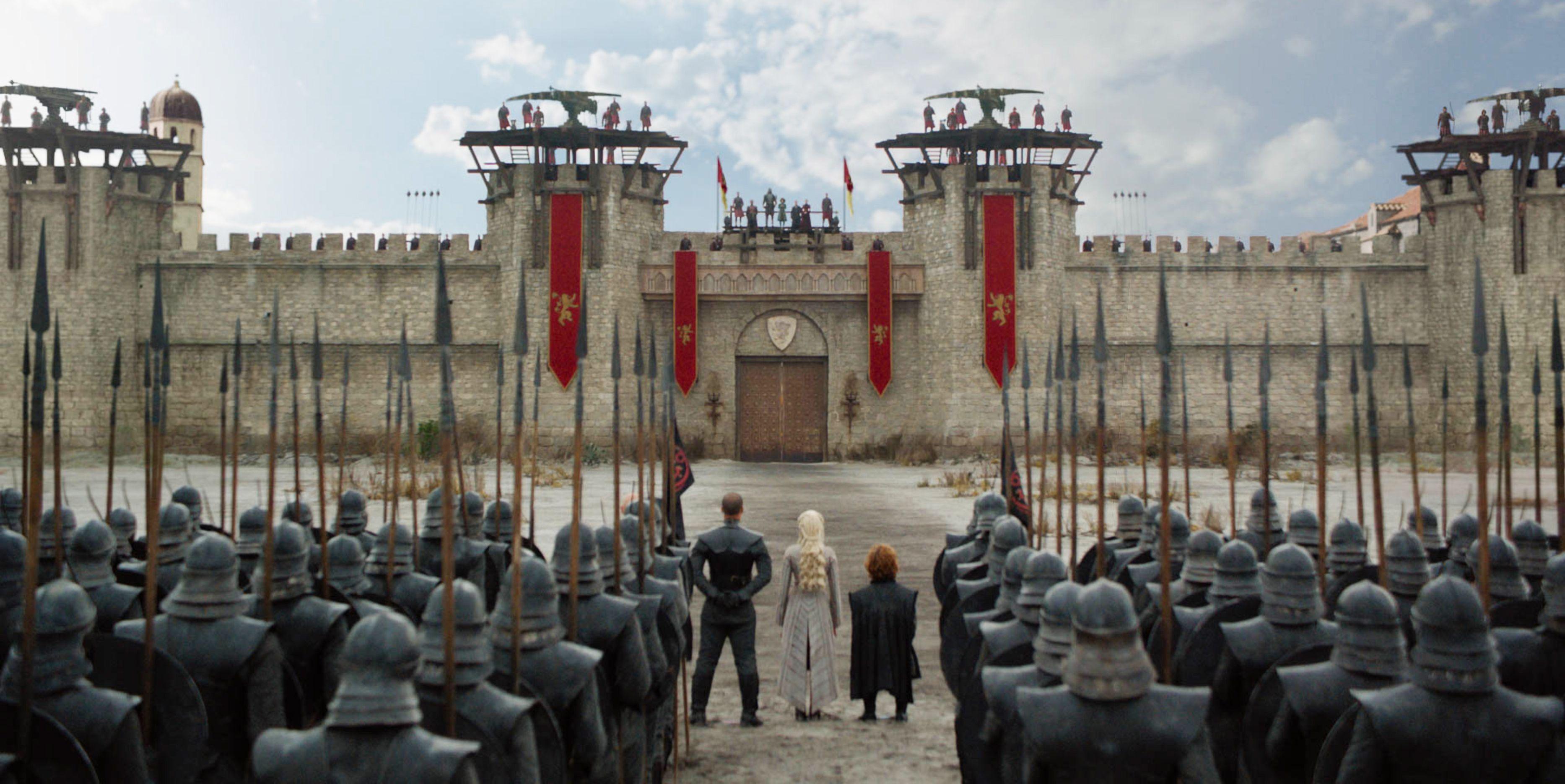 Game of Thrones, Season 8, Episode 4, King's Landing