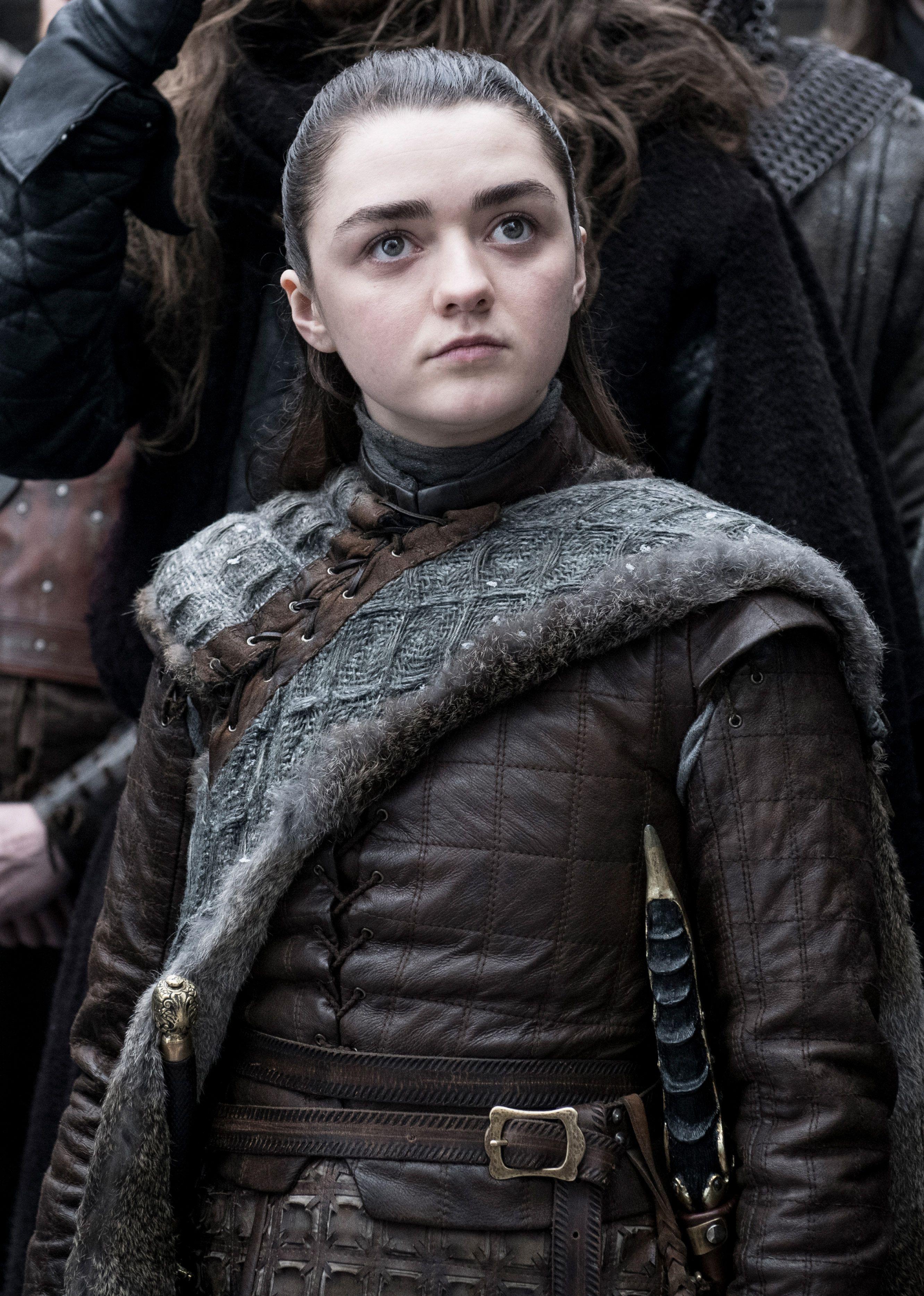 Comprar camisetas de Not Today de Arya Stark