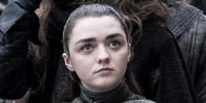 Game of Thrones, Season 8, Arya Stark, Maisie Williams