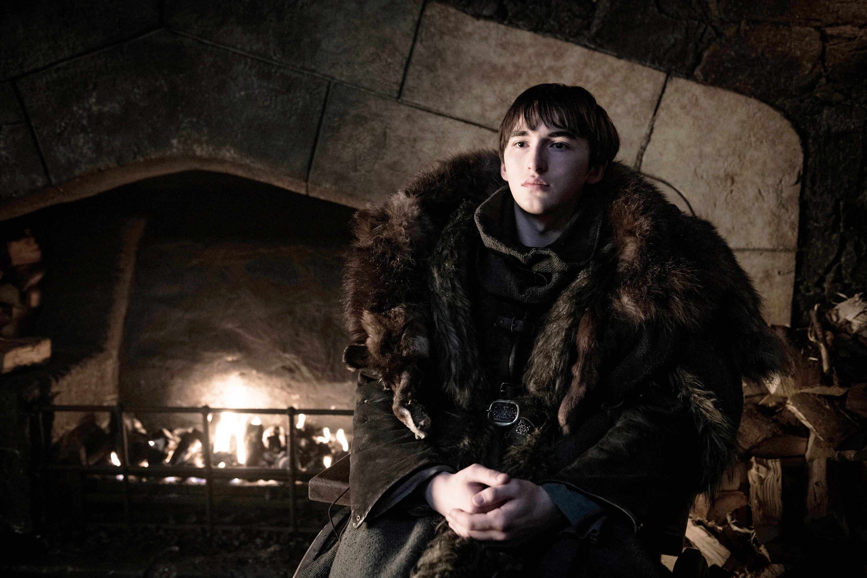Game of Thrones, Stagione 8, Isaac Hempstead Wright, Bran Stark