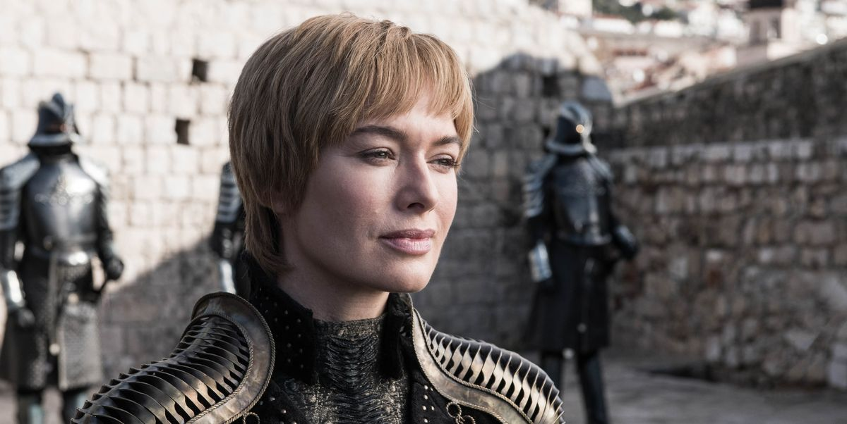Game Of Thrones Cersei Nackt