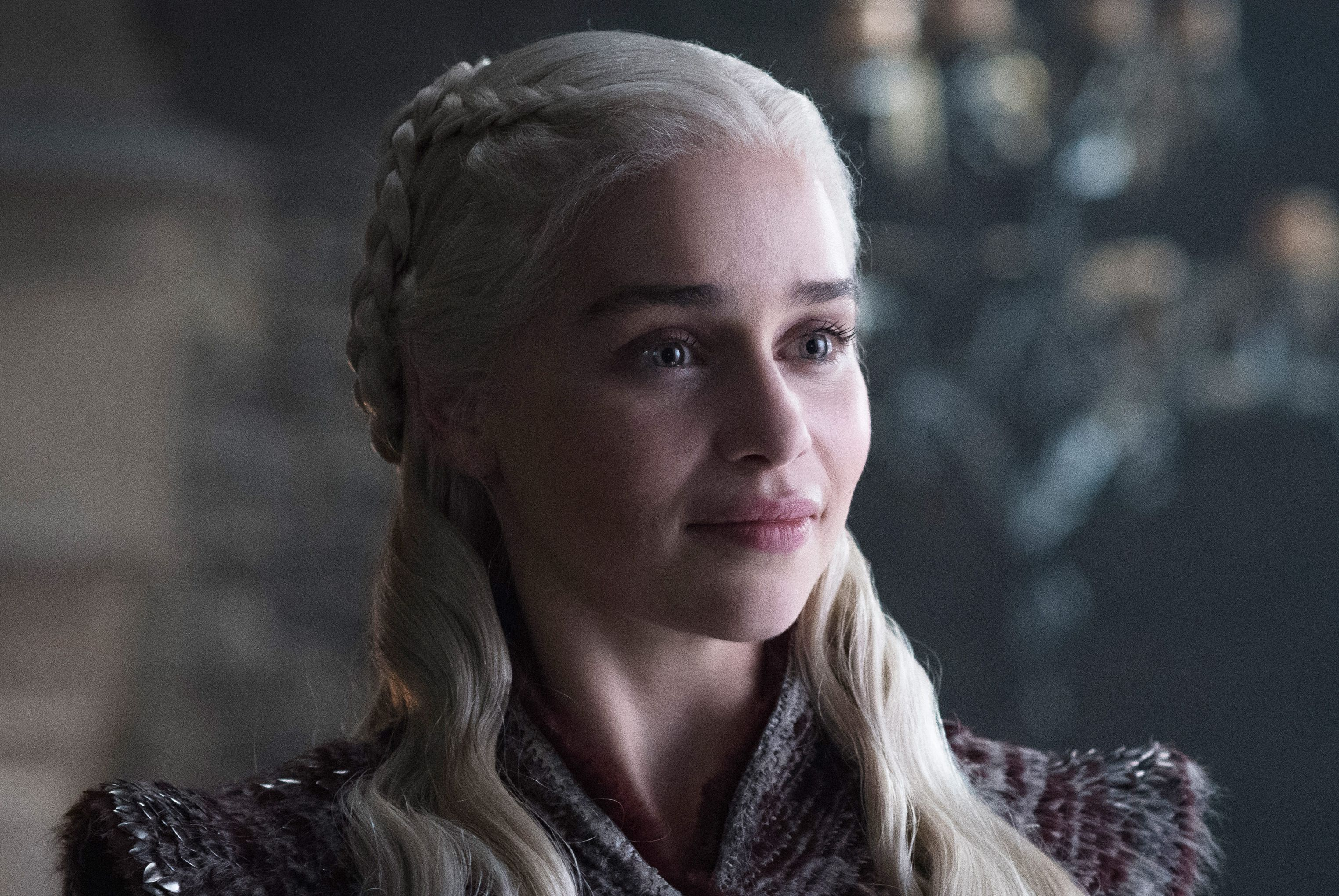 Emilia Clarke pays tribute to late father in emotional Game of Thrones farewell
