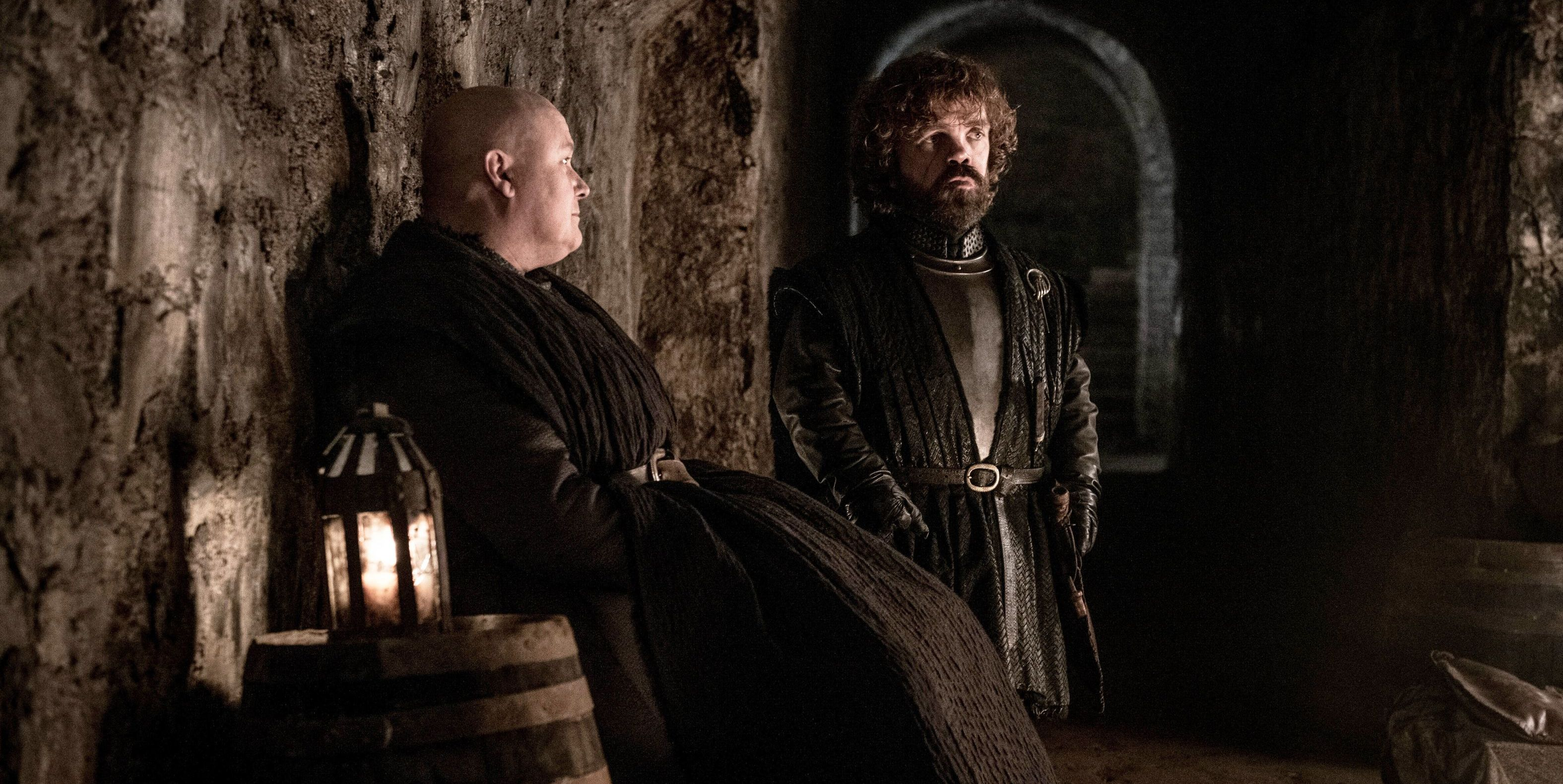 Game of Thrones, Season 8, Episode 3, Varys, Tyrion Lannister