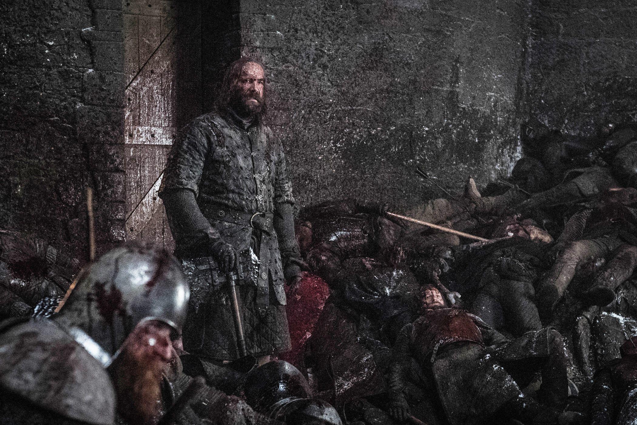 Game of Thrones, Season 8, Episode 3, Hound