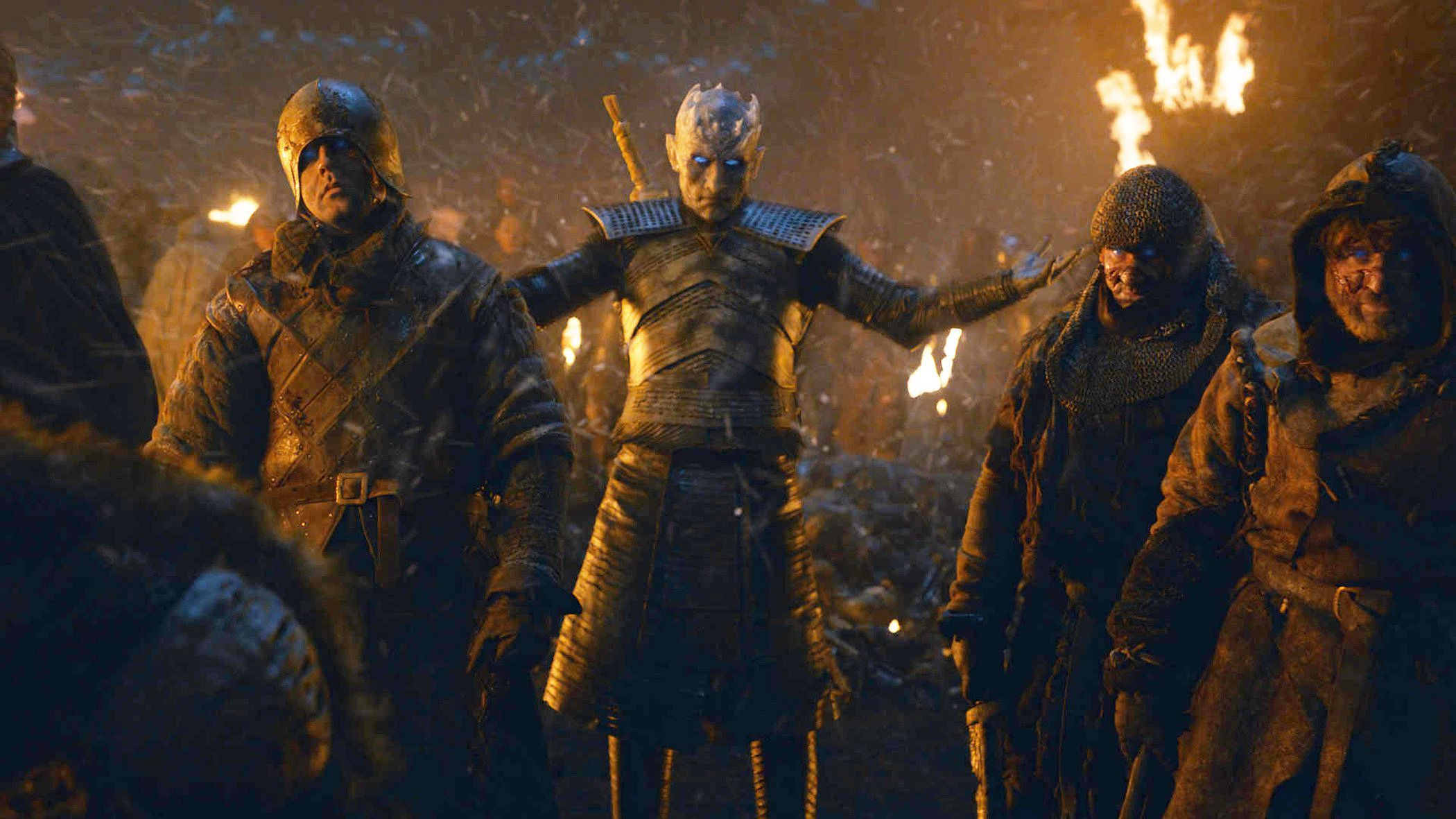 Game Of Thrones' Night King just made a great point about why he didn't fight Jon Snow