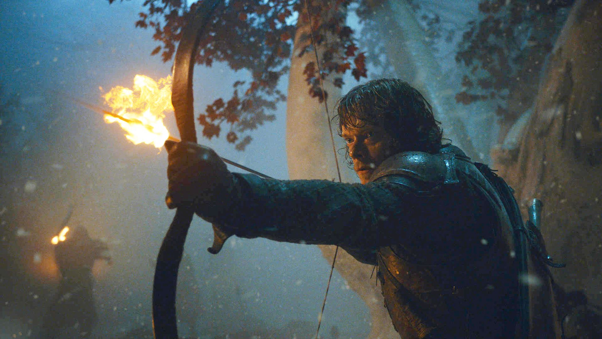 """Game of Thrones star explains why he was """"very, very happy"""" with Theon's brutal ending"""