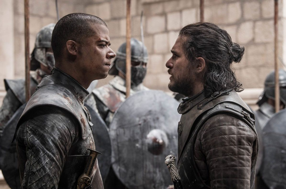 """Game of Thrones star says Jon Snow got off """"a bit lightly"""" in series finale"""