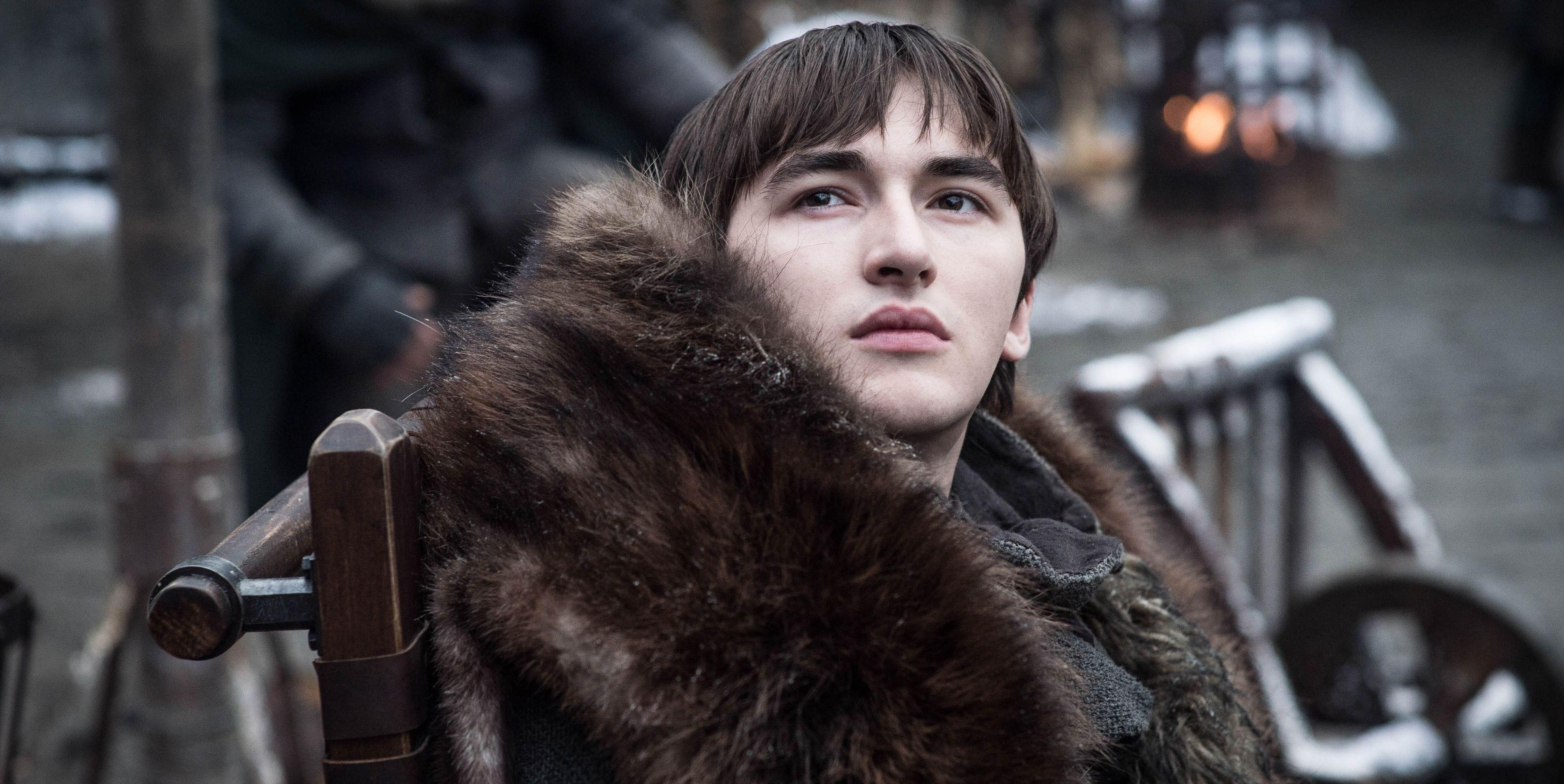 Game of Thrones, Season 8, Isaaca Hempstead Wright, Bran Stark
