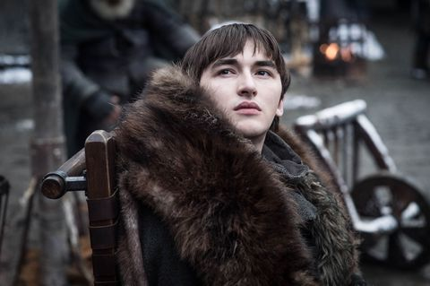 Game of Thrones, Season 8, Isaaca Hempstead Wright, Bran Stark