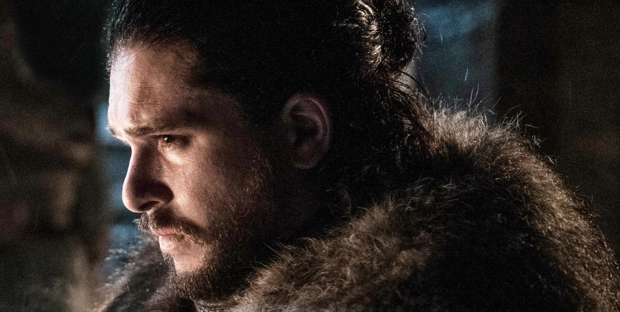 Game of Thrones, Season 8, Kit Harington, Jon Snow