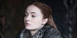 Game of Thrones, Season 8, Sansa Stark, Sophie Turner