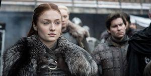 Game of Thrones, Season 8, Sophie Turner, Sansa Stark