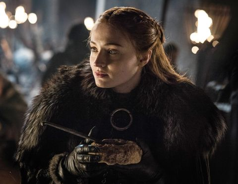 Game of Thrones, Season 8, Sophie Turner, Sansa Stark
