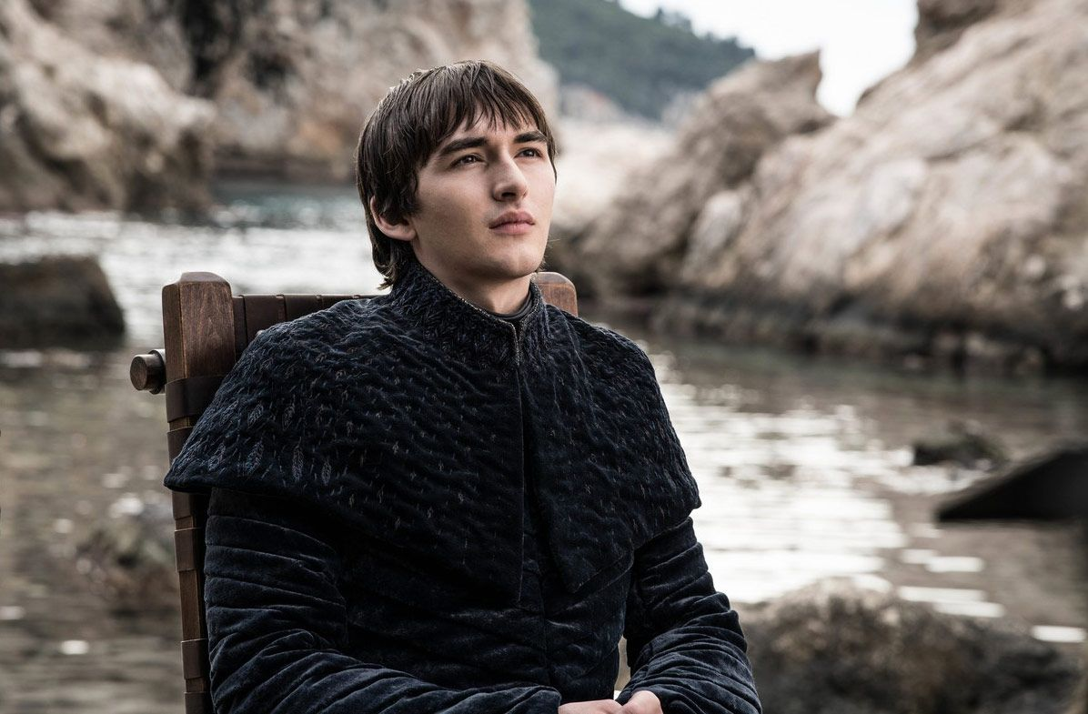 Game of Thrones star Isaac Hempstead Wright admits sad news about the cast's WhatsApp group