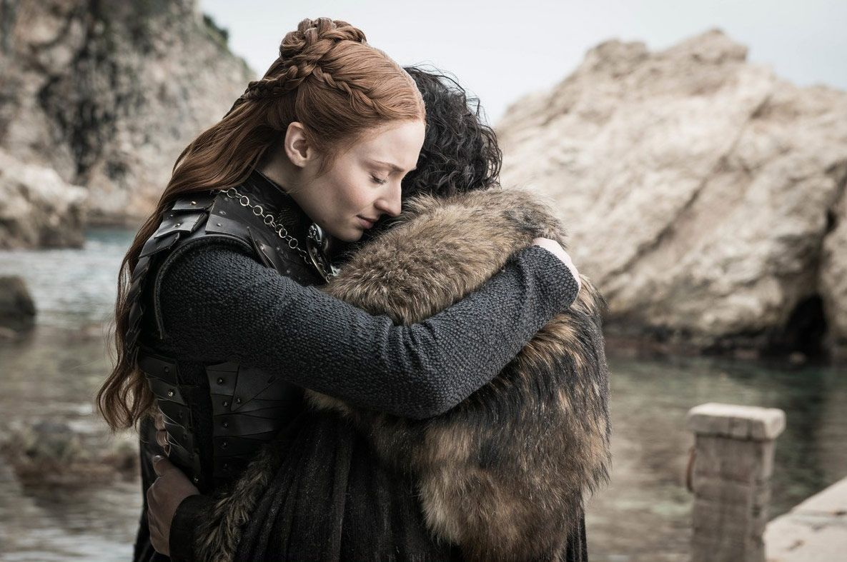 Game of Thrones' Sophie Turner reveals Sansa Stark's fate beyond season 8