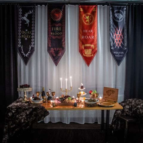 Game of Thrones Hotel Suite - Viewing Party NYC