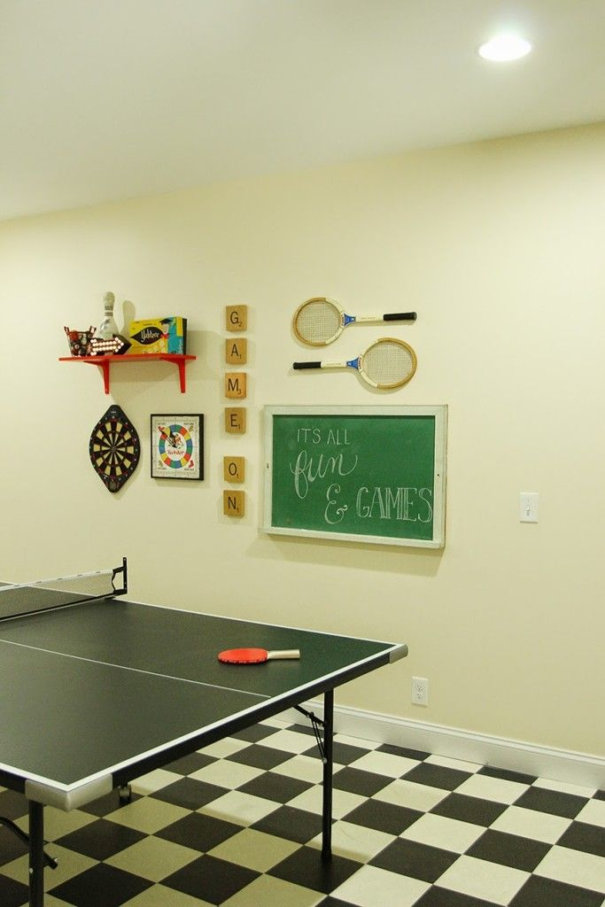19 Best Game Room Ideas Small Game Room Decor Ideas