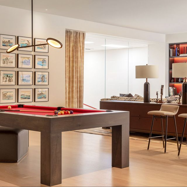 25 Epic Game Room Ideas - How to Design a Home Entertainment ...