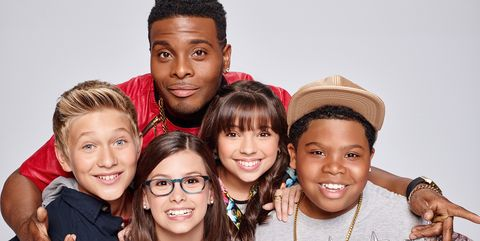 Kel Mitchell Game Shakers