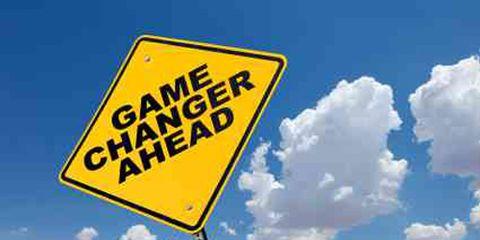 Jenny Game Changer Sign