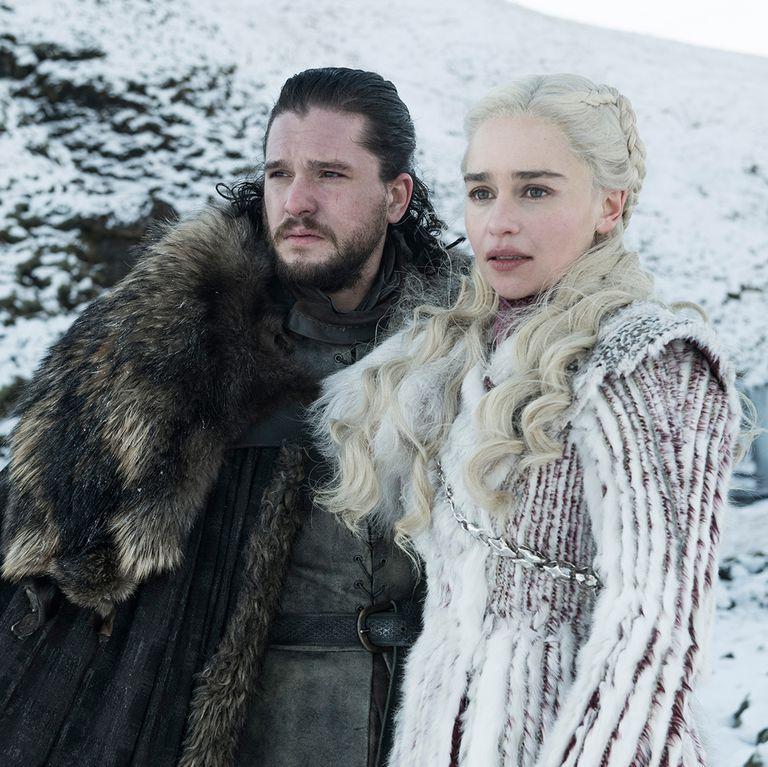Jon Snow dan Daenerys Targaryen