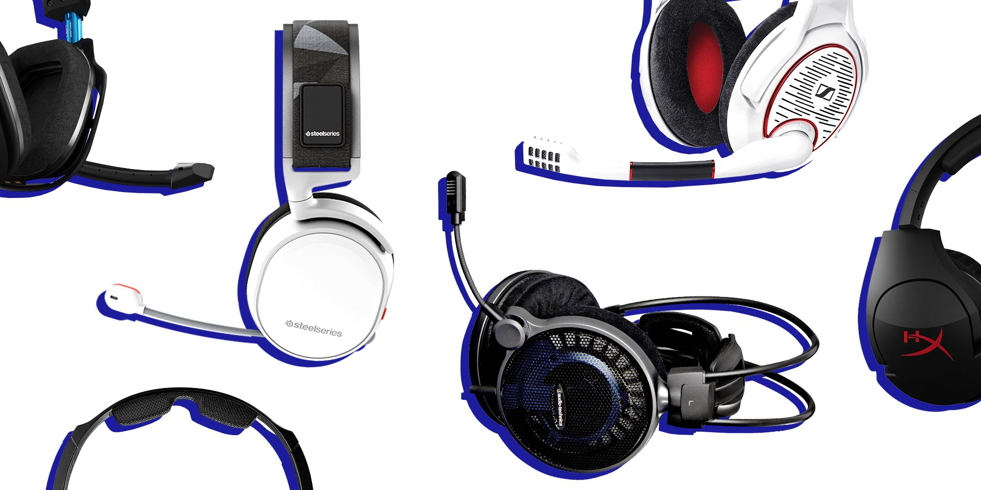 The 8 Best Gaming Headsets in 2018 - Gaming Headsets for PS4, PC ...