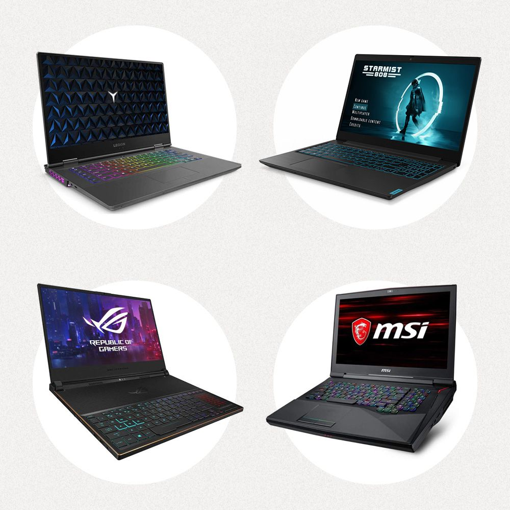 The 6 Best Gaming Laptops Of 2020