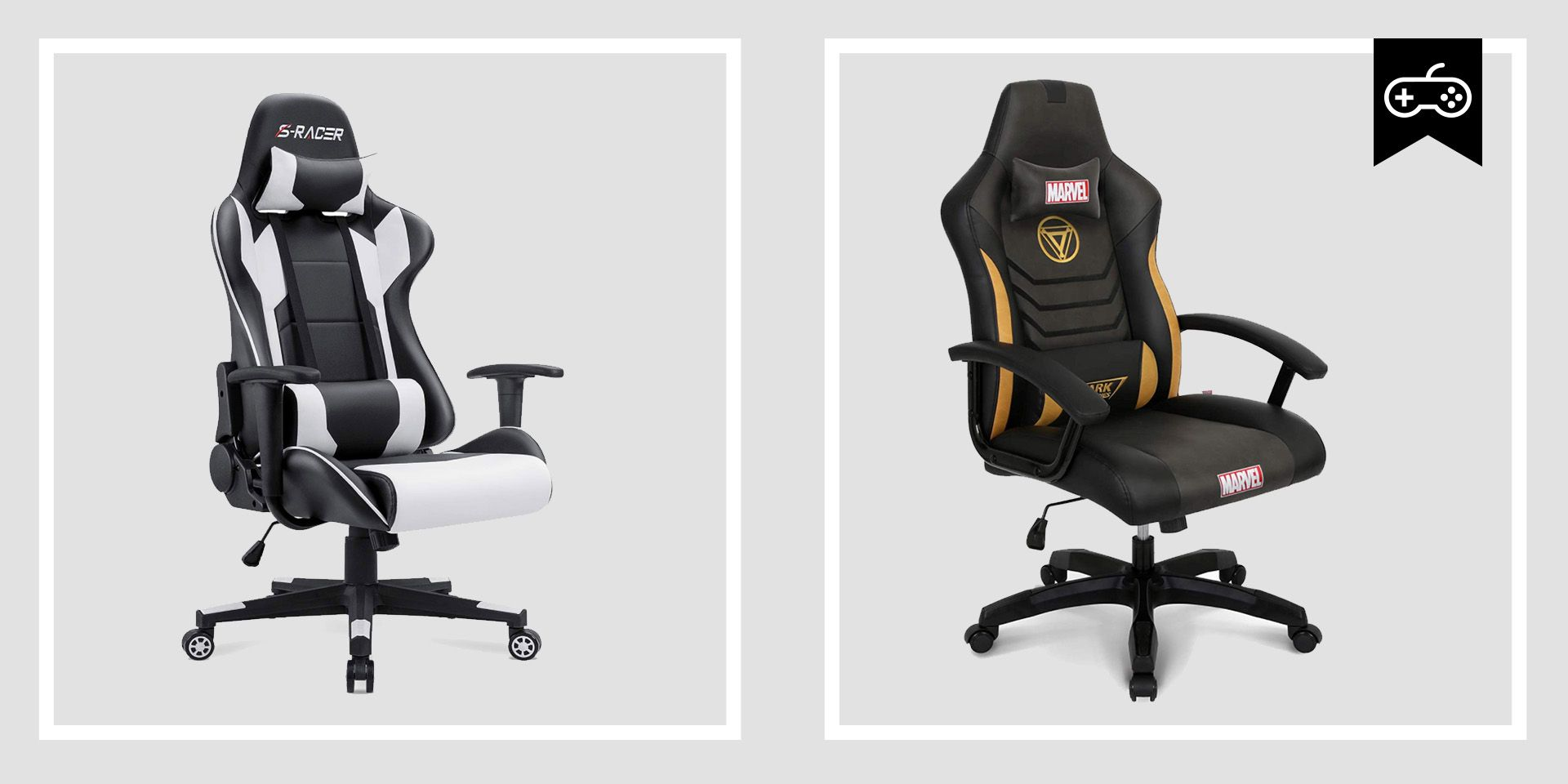 10 Best Gaming Chairs 2019 - Cheap Seats for Playing Video Games