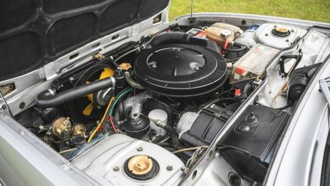 1976 lancia gamma berlina 2500