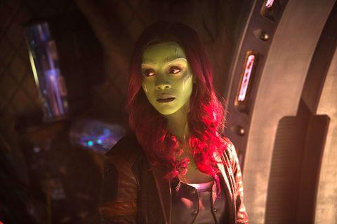 Gamora, Avengers Infinity War