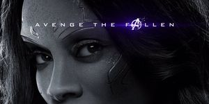 Vengadores Endgame Gamora