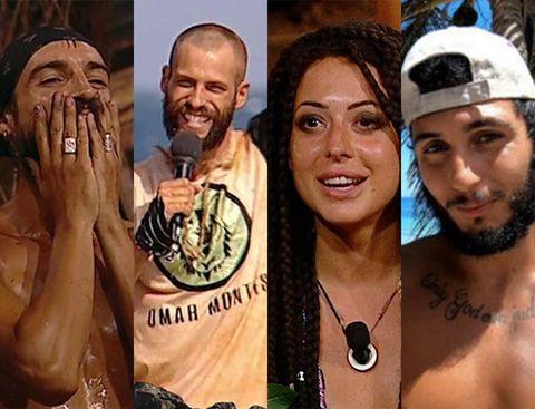 Ganador de Supervivientes: Fabio Colloricchio, Albert Álvarez, Mahi Masegosa, Omar Montes