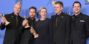 ganadores globos de oro cine