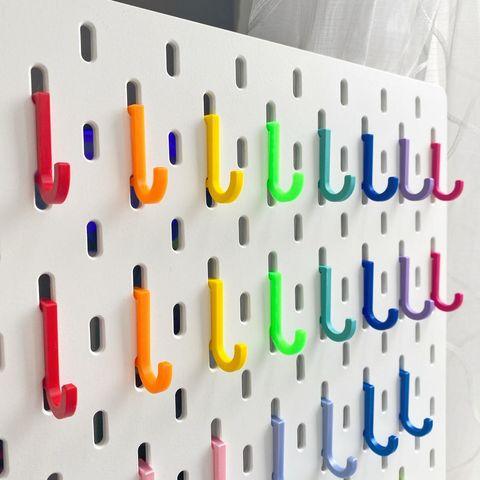 ganchos de colores
