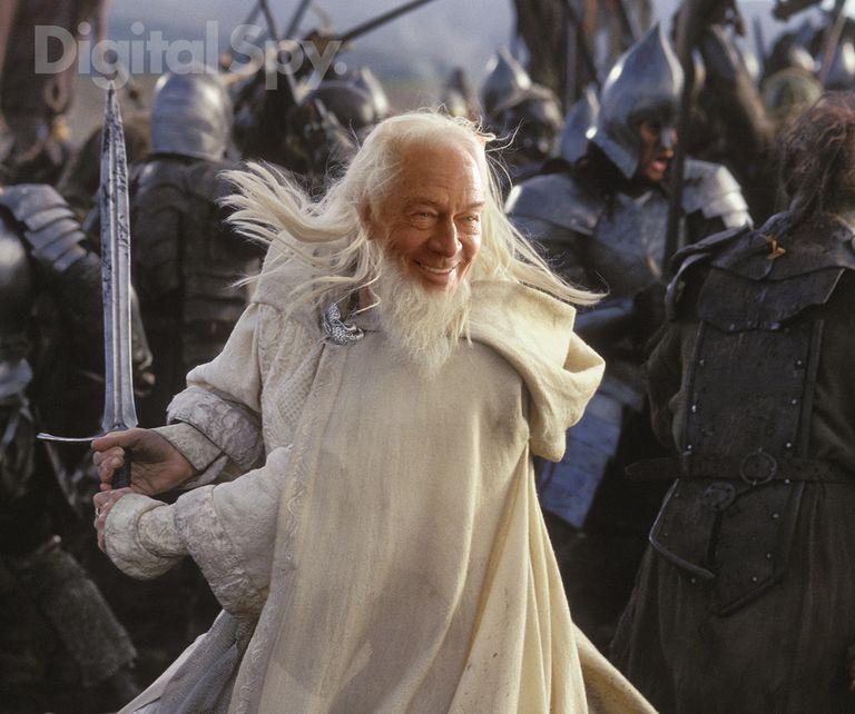 Christopher Plummer Gandalf El señor de los anillos