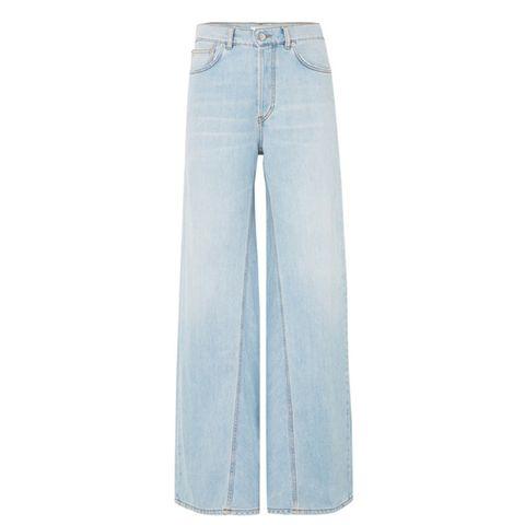 Ganni losse spijker jeans