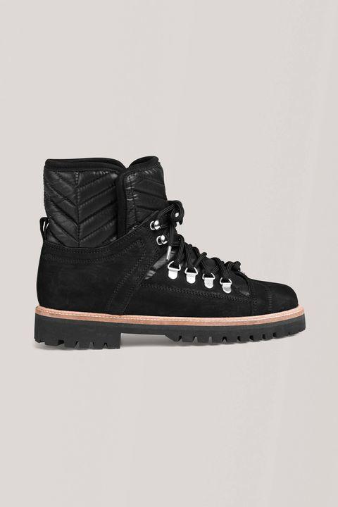 ganni hiking boot   best winter boots