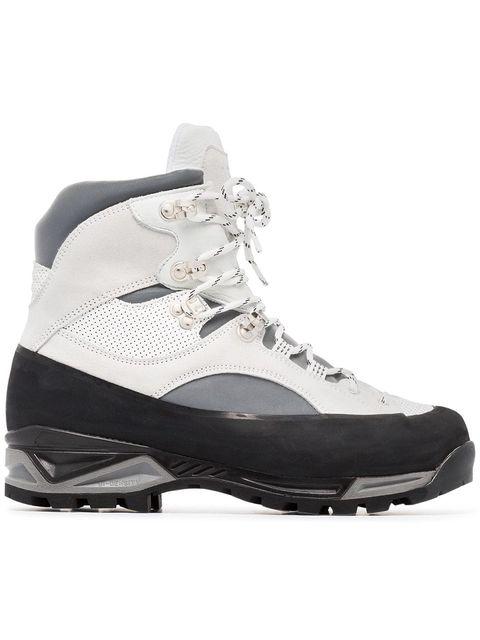 farfetch bergschoenen wandelschoenen laarzen met veter