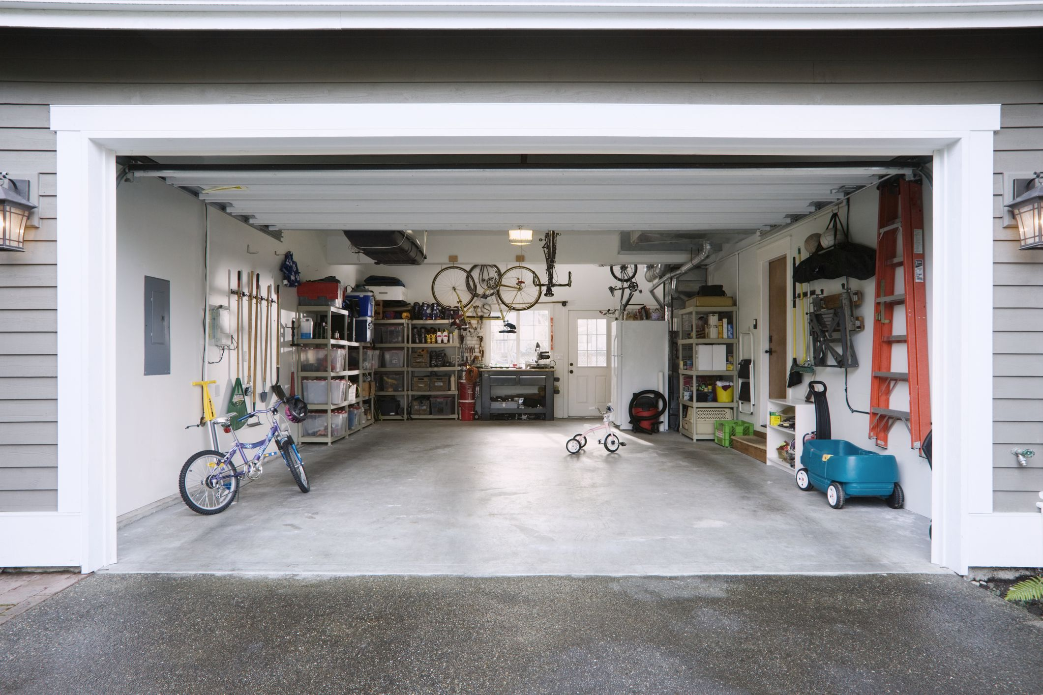Things You Should Never In The Garage