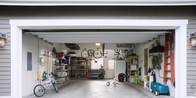 In The Garage, Cool Garage Stuff